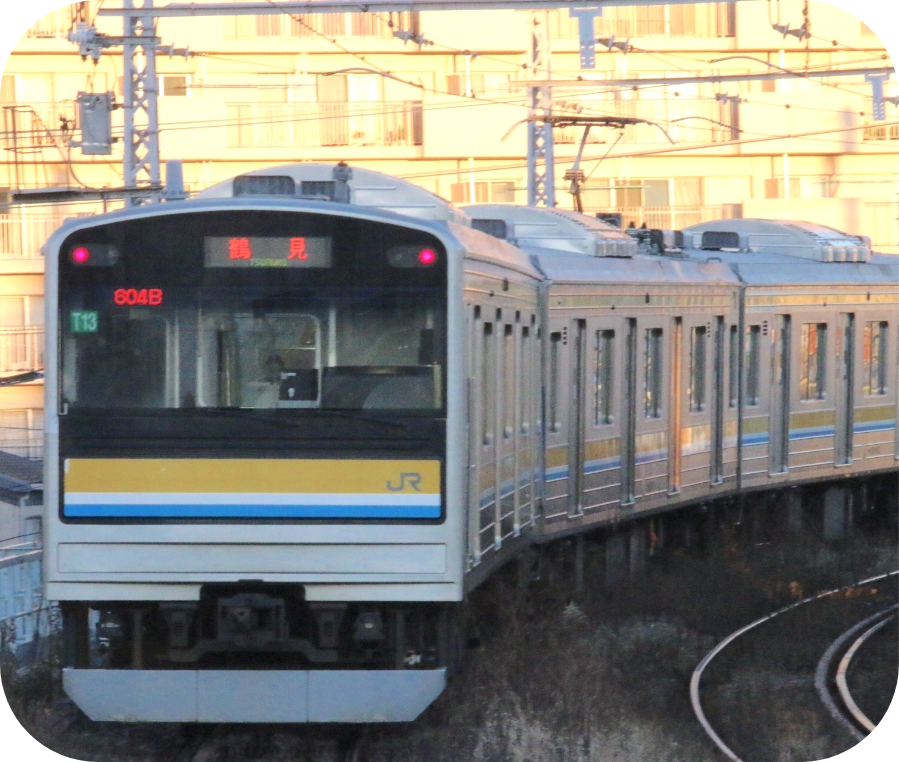 京急鶴見駅から徒歩2分、JR鶴見駅から徒歩4分