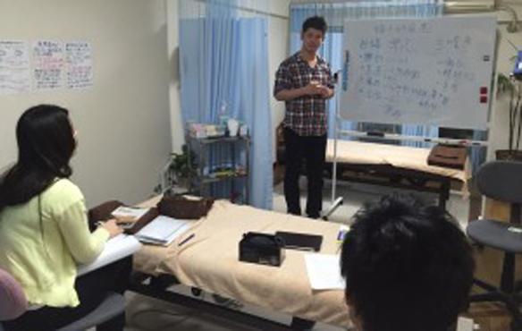 鍼灸師に向けた婦人科疾患の勉強会