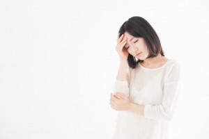 不妊症に悩む女性