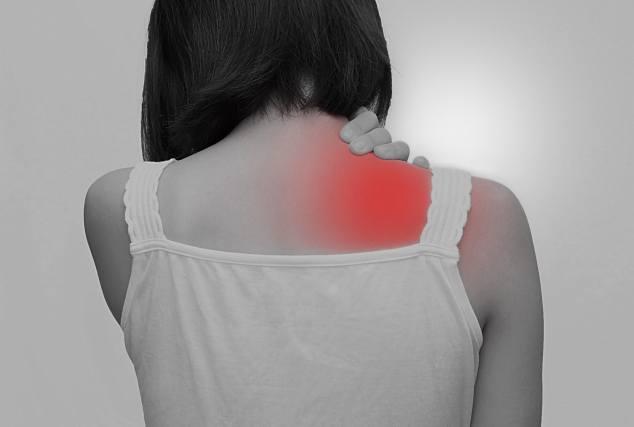 肩の奥の筋肉にアプローチ