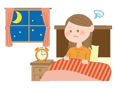 不眠のタイプ
