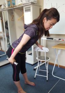 五十肩トレーニング④