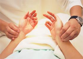 鍼灸における脈診