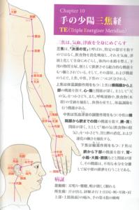 手の少陽三焦経